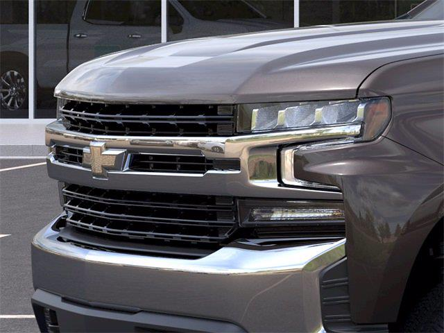 2021 Chevrolet Silverado 1500 4x4, Pickup #MG327261 - photo 11