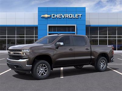 2021 Chevrolet Silverado 1500 4x4, Pickup #MG327261 - photo 3
