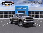 2021 Chevrolet Silverado 1500 4x4, Pickup #MG327261 - photo 1