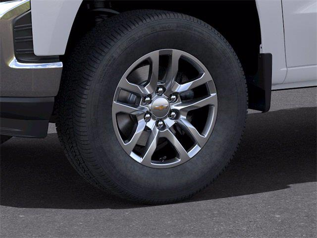 2021 Chevrolet Silverado 1500 4x4, Pickup #MG328226 - photo 7