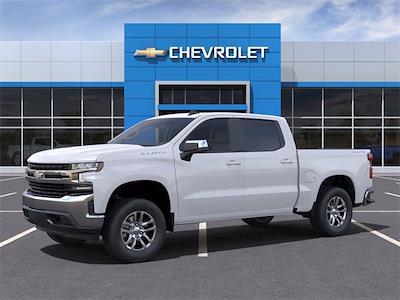 2021 Chevrolet Silverado 1500 4x4, Pickup #MG328226 - photo 3