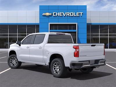 2021 Chevrolet Silverado 1500 4x4, Pickup #MG328226 - photo 4