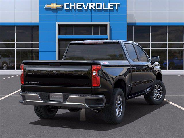 2021 Chevrolet Silverado 1500 4x4, Pickup #MG329077 - photo 2