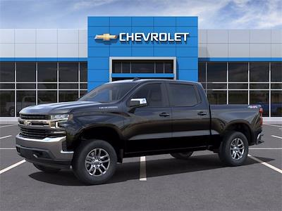2021 Chevrolet Silverado 1500 4x4, Pickup #MG329077 - photo 3