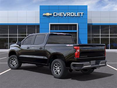 2021 Chevrolet Silverado 1500 4x4, Pickup #MG329077 - photo 4