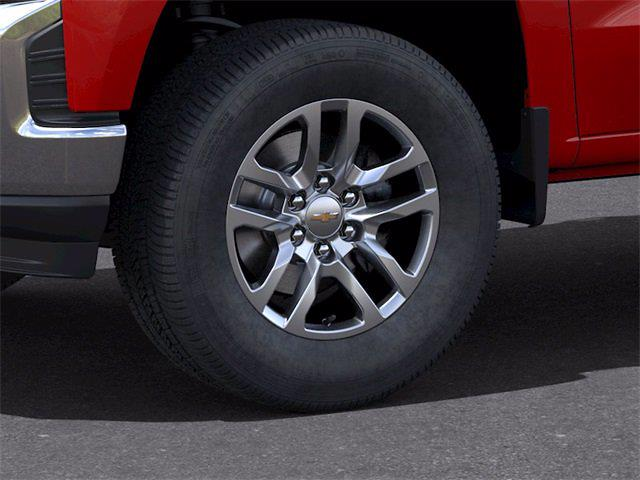 2021 Chevrolet Silverado 1500 Crew Cab 4x4, Pickup #MG340151 - photo 7