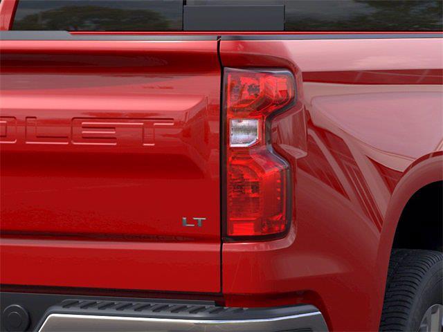 2021 Chevrolet Silverado 1500 Crew Cab 4x4, Pickup #MG340151 - photo 9