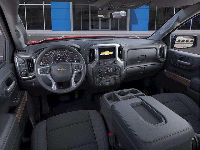 2021 Chevrolet Silverado 1500 Crew Cab 4x4, Pickup #MG340151 - photo 12