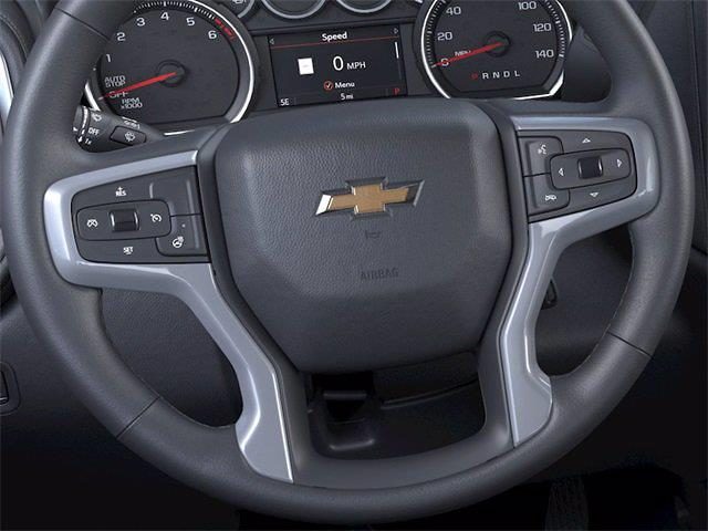 2021 Chevrolet Silverado 1500 Crew Cab 4x4, Pickup #MG340151 - photo 16