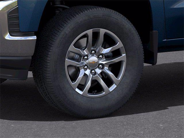2021 Chevrolet Silverado 1500 Crew Cab 4x4, Pickup #MG340659 - photo 7