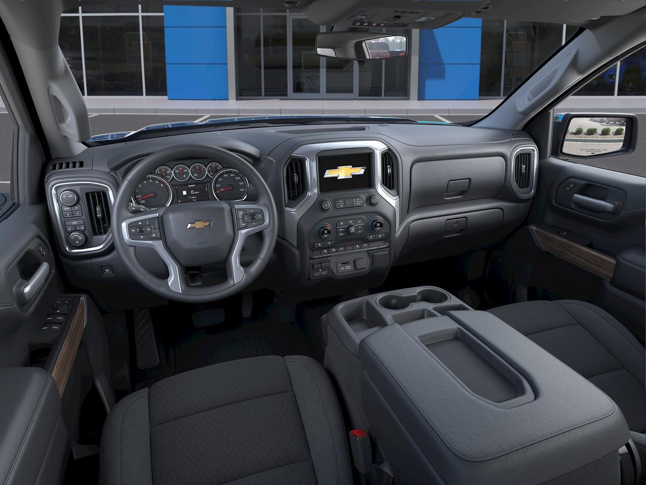 2021 Chevrolet Silverado 1500 Crew Cab 4x4, Pickup #MG340659 - photo 32
