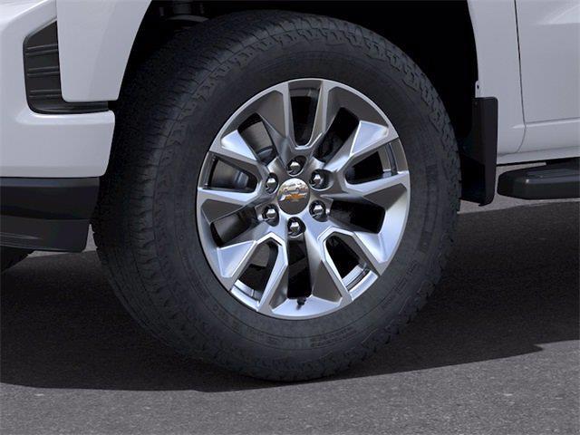 2021 Chevrolet Silverado 1500 Crew Cab 4x4, Pickup #MG367638 - photo 7