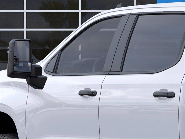2021 Chevrolet Silverado 1500 Crew Cab 4x4, Pickup #MG367638 - photo 10