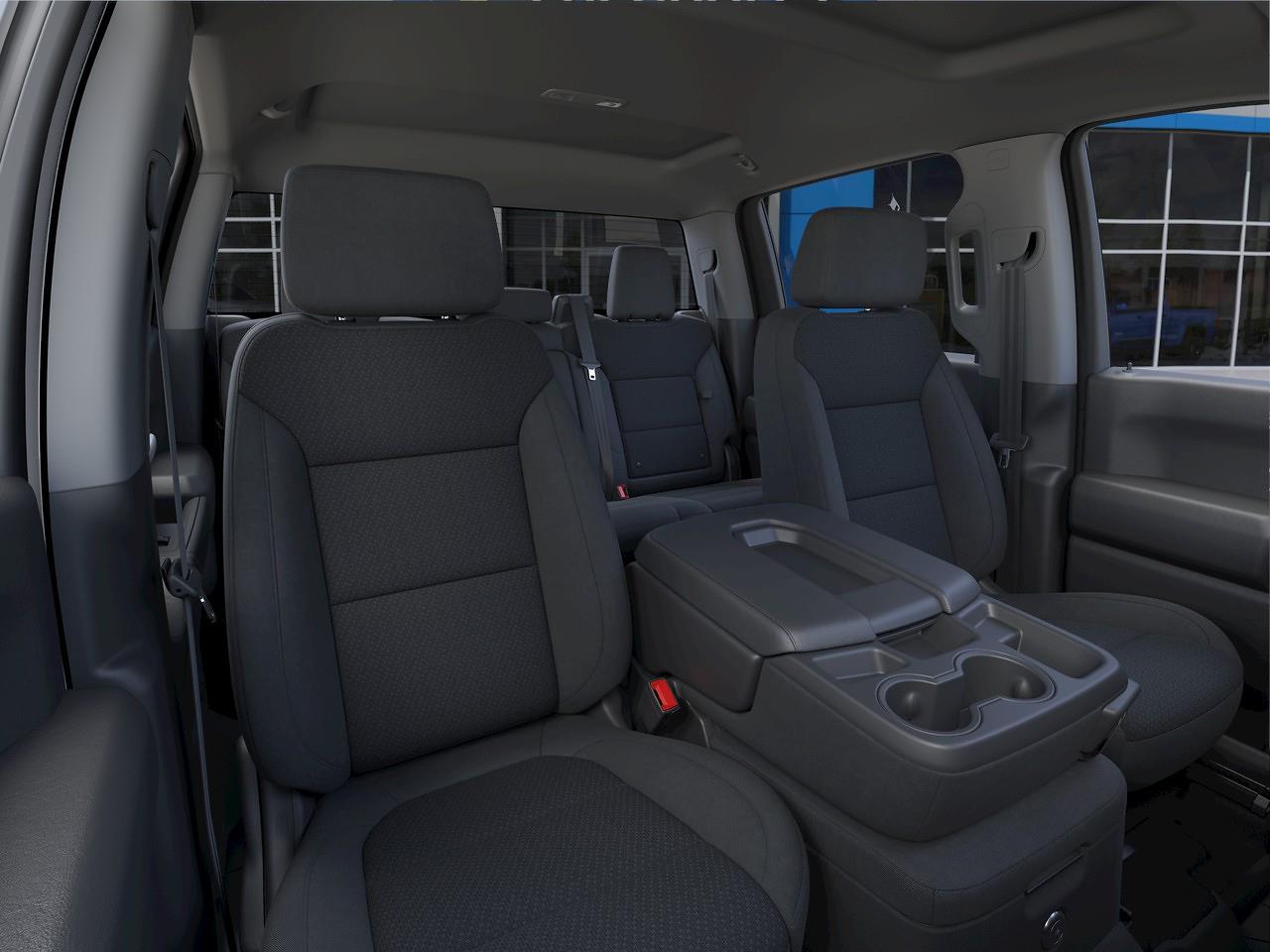2021 Chevrolet Silverado 1500 Crew Cab 4x4, Pickup #MG367638 - photo 33