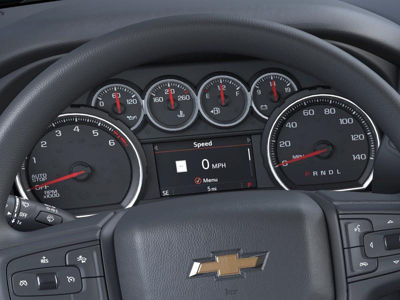 2021 Chevrolet Silverado 1500 Crew Cab 4x4, Pickup #MG367638 - photo 35