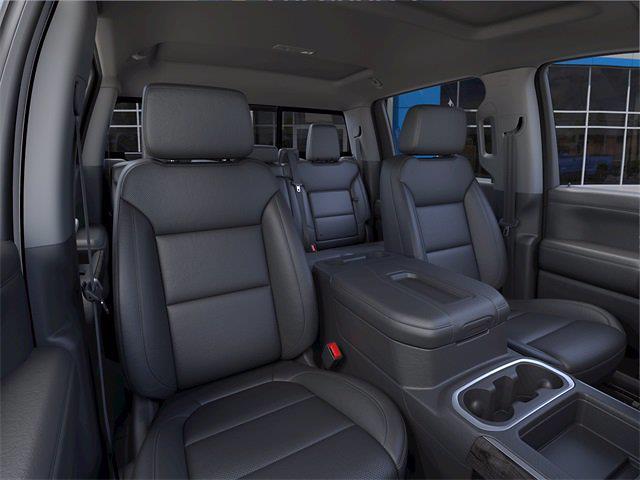 2021 Chevrolet Silverado 1500 Crew Cab 4x4, Pickup #MG383411 - photo 13