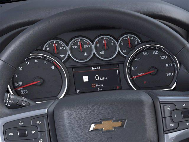 2021 Chevrolet Silverado 1500 Crew Cab 4x4, Pickup #MG383411 - photo 15