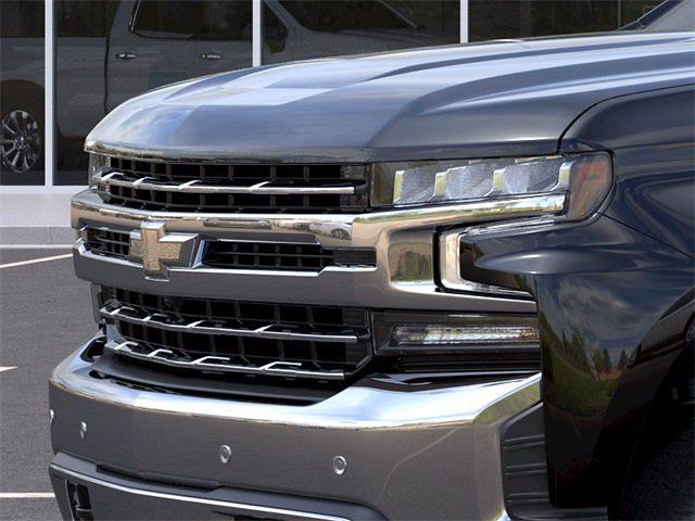 2021 Chevrolet Silverado 1500 Crew Cab 4x4, Pickup #MG383419 - photo 11