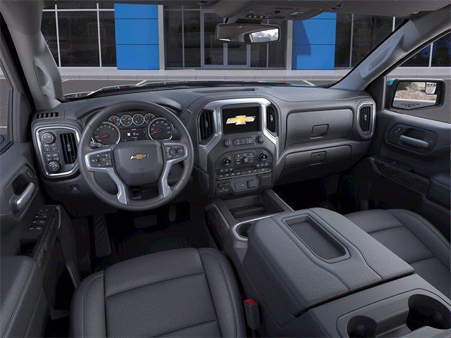 2021 Chevrolet Silverado 1500 Crew Cab 4x4, Pickup #MG383419 - photo 12