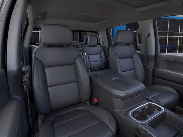 2021 Chevrolet Silverado 1500 Crew Cab 4x4, Pickup #MG383419 - photo 13