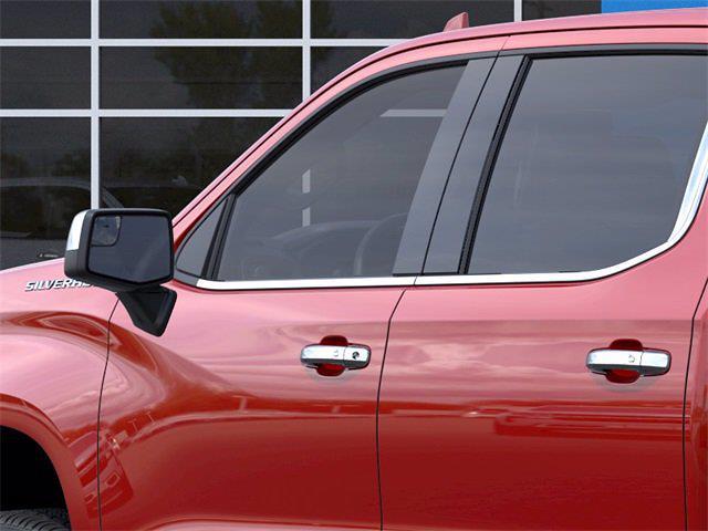 2021 Chevrolet Silverado 1500 Crew Cab 4x4, Pickup #MG394055 - photo 10