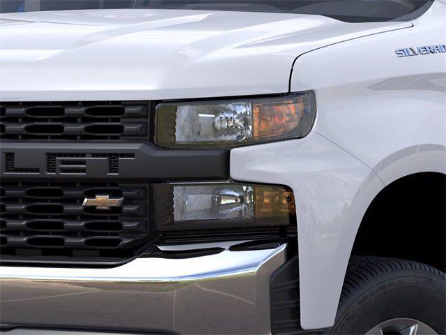 2021 Chevrolet Silverado 1500 Regular Cab 4x4, Pickup #MG394122 - photo 8