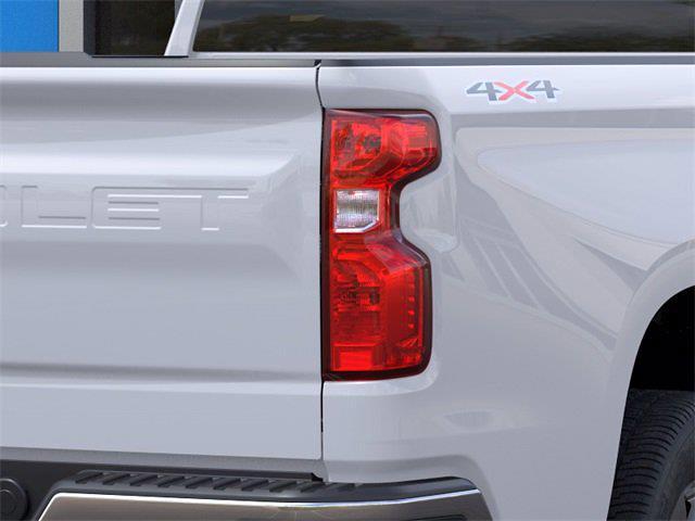 2021 Chevrolet Silverado 1500 Regular Cab 4x4, Pickup #MG394122 - photo 9