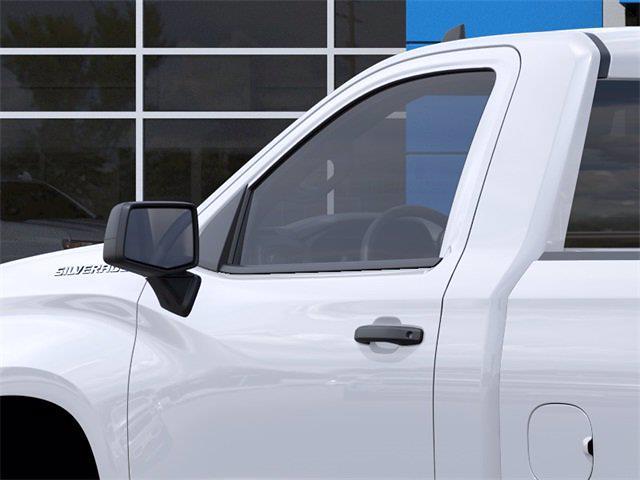 2021 Chevrolet Silverado 1500 Regular Cab 4x4, Pickup #MG394122 - photo 10