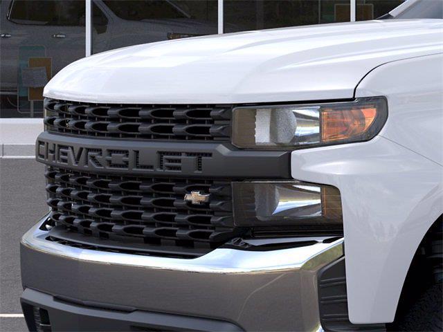 2021 Chevrolet Silverado 1500 Regular Cab 4x4, Pickup #MG394122 - photo 11