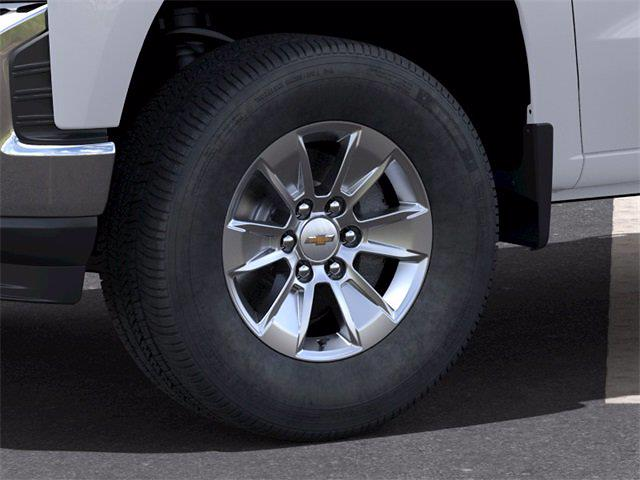 2021 Chevrolet Silverado 1500 Regular Cab 4x4, Pickup #MG394407 - photo 7