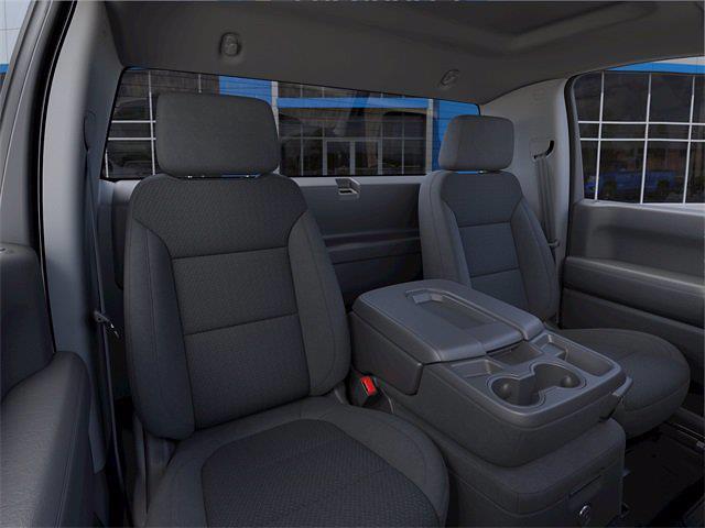 2021 Chevrolet Silverado 1500 Regular Cab 4x4, Pickup #MG394407 - photo 13