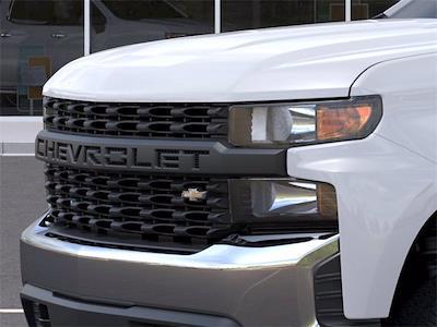 2021 Chevrolet Silverado 1500 Regular Cab 4x4, Pickup #MG394407 - photo 11