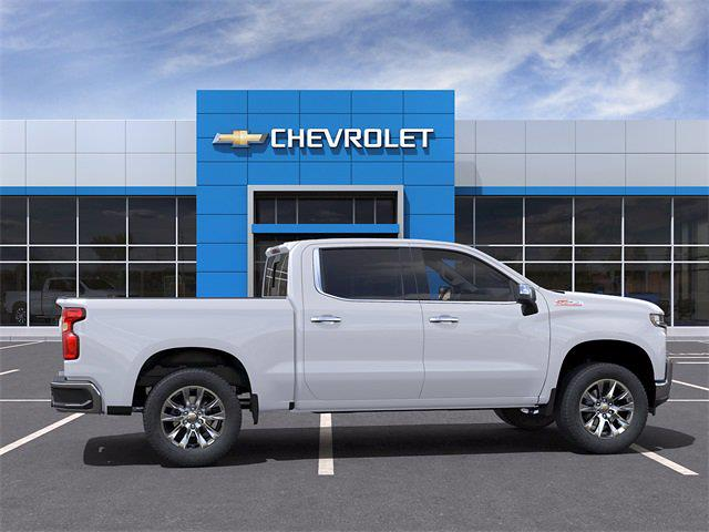 2021 Chevrolet Silverado 1500 Crew Cab 4x4, Pickup #MG397420 - photo 5