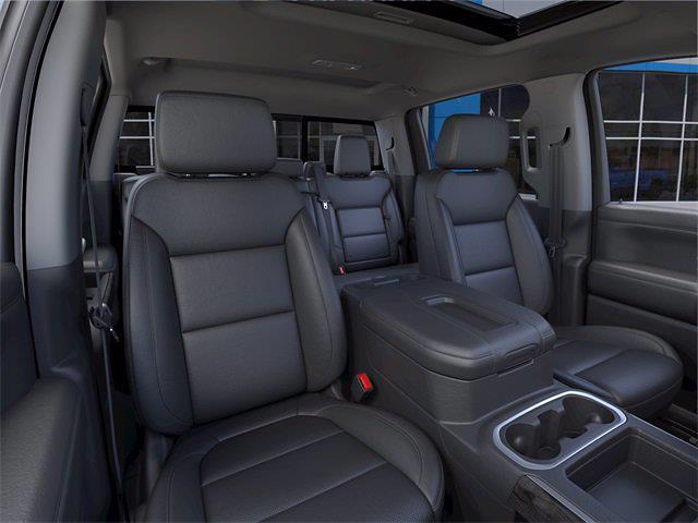 2021 Chevrolet Silverado 1500 Crew Cab 4x4, Pickup #MG397420 - photo 13