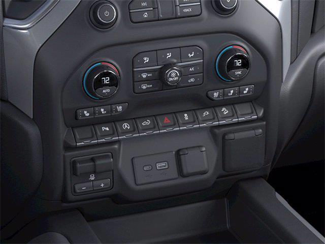 2021 Chevrolet Silverado 1500 Crew Cab 4x4, Pickup #MG397420 - photo 20