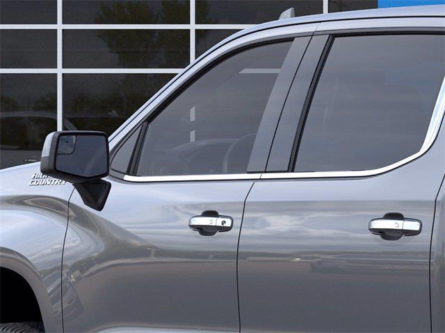 2021 Chevrolet Silverado 1500 Crew Cab 4x4, Pickup #MG398553 - photo 10