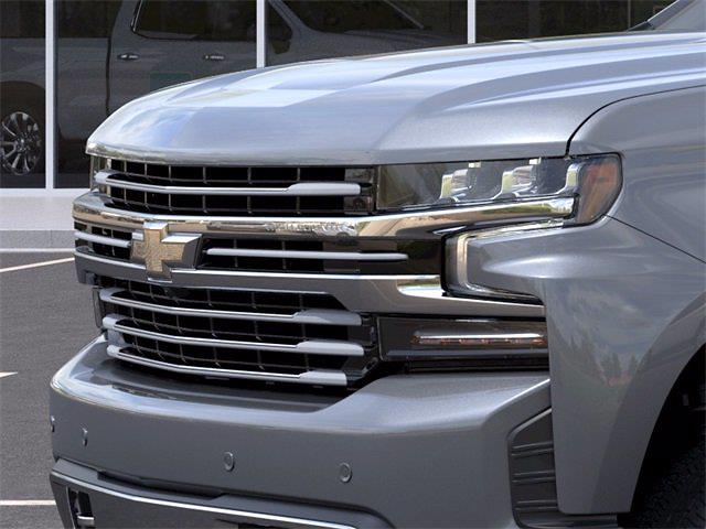 2021 Chevrolet Silverado 1500 Crew Cab 4x4, Pickup #MG398553 - photo 11