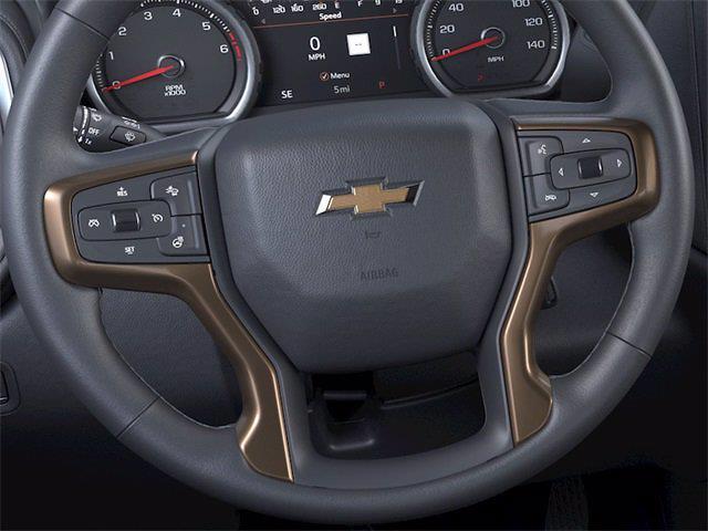 2021 Chevrolet Silverado 1500 Crew Cab 4x4, Pickup #MG398553 - photo 16