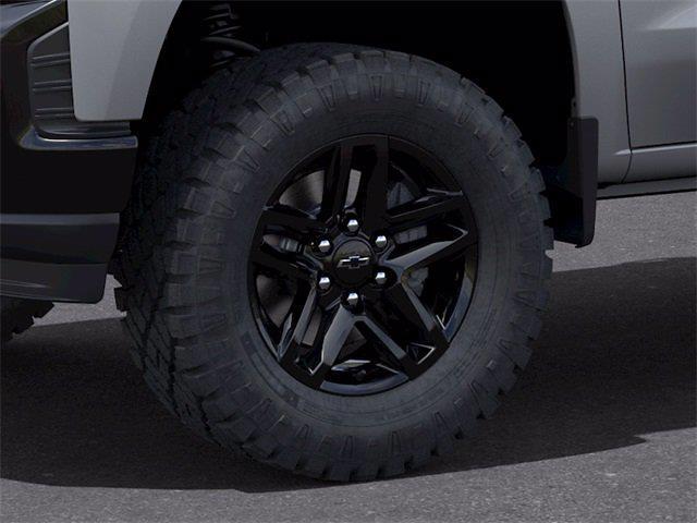 2021 Chevrolet Silverado 1500 Crew Cab 4x4, Pickup #MG403374 - photo 7