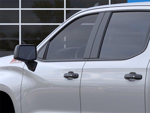 2021 Chevrolet Silverado 1500 Crew Cab 4x4, Pickup #MG403374 - photo 10