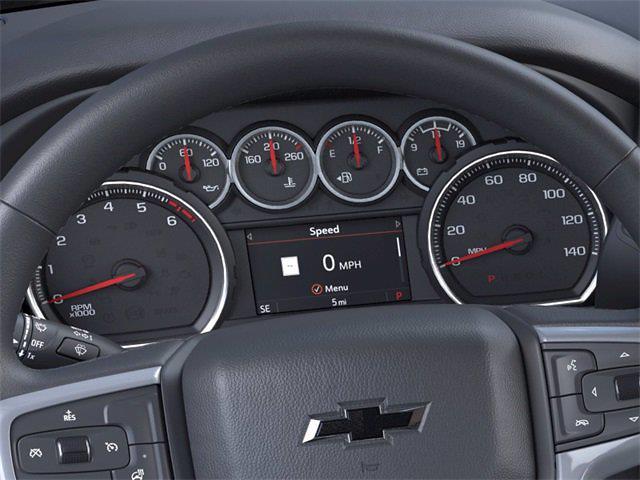 2021 Chevrolet Silverado 1500 Crew Cab 4x4, Pickup #MG403374 - photo 15