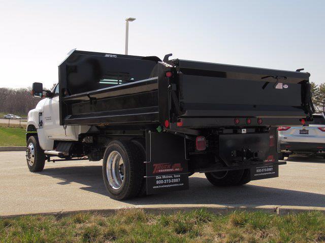 2021 Chevrolet Silverado 5500 DRW 4x4, Dump Body #MH841687 - photo 14