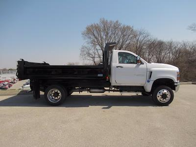 2021 Chevrolet Silverado 5500 DRW 4x4, Dump Body #MH841687 - photo 10
