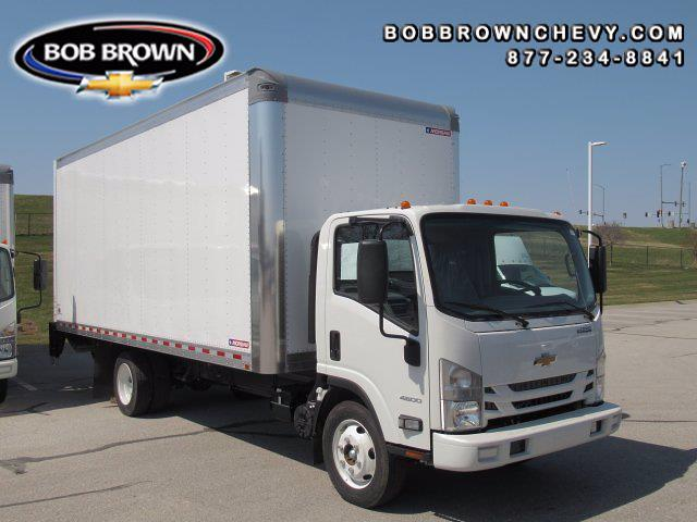 2021 Chevrolet LCF 4500 4x2, Dry Freight #MS200489 - photo 1