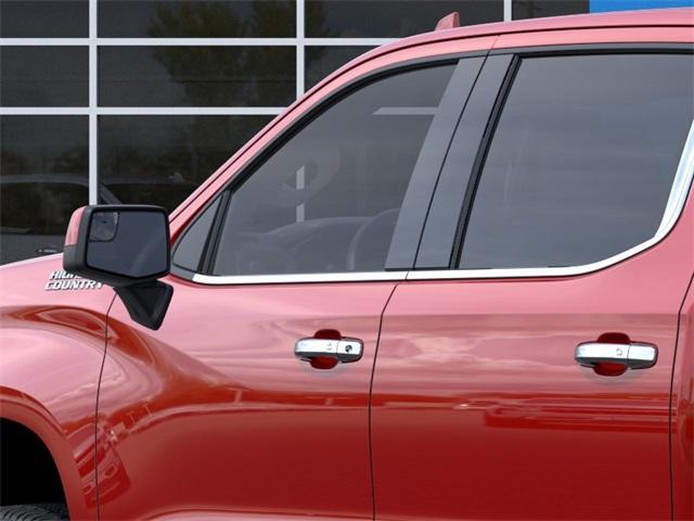2021 Chevrolet Silverado 1500 Crew Cab 4x4, Pickup #MZ206540 - photo 10