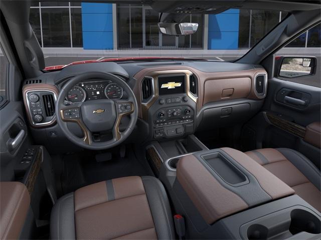 2021 Chevrolet Silverado 1500 Crew Cab 4x4, Pickup #MZ206540 - photo 12