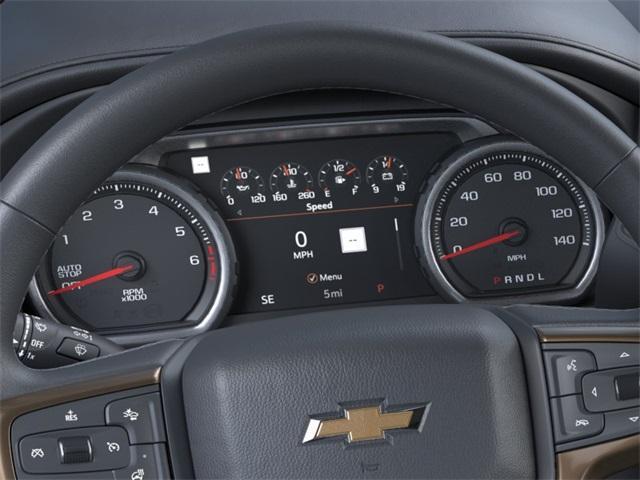2021 Chevrolet Silverado 1500 Crew Cab 4x4, Pickup #MZ206540 - photo 15
