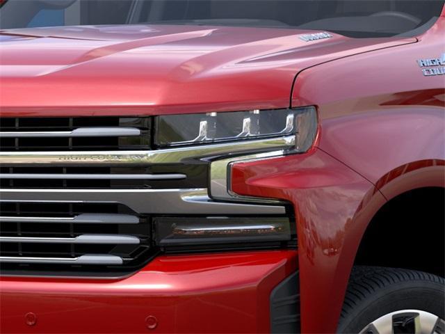 2021 Chevrolet Silverado 1500 Crew Cab 4x4, Pickup #MZ206540 - photo 8