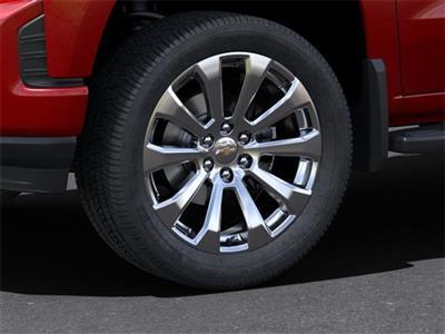 2021 Chevrolet Silverado 1500 Crew Cab 4x4, Pickup #MZ206540 - photo 7