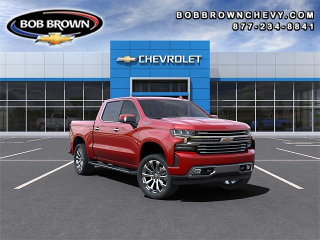 2021 Chevrolet Silverado 1500 Crew Cab 4x4, Pickup #MZ206674 - photo 1